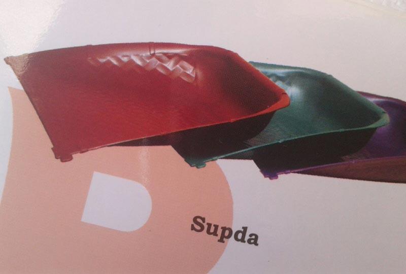 Plastic Supda