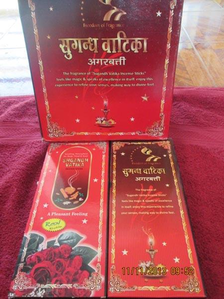Sugandh Vatika Incense Sticks