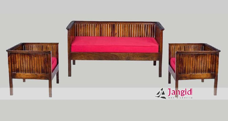 Buy Indian Wooden Living Room Sofa Set Design From Jangid
