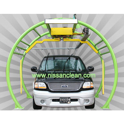 Touchless Car Wash System (NWS-ECW)