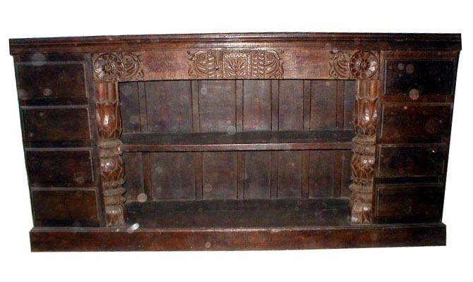 Antique Wooden Racks