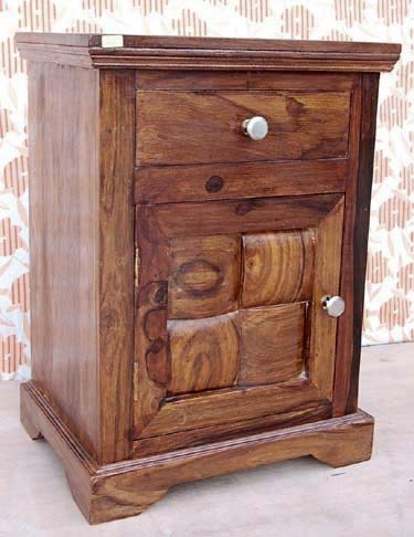 Wooden Bedside Tables (Wooden Bedside Table)