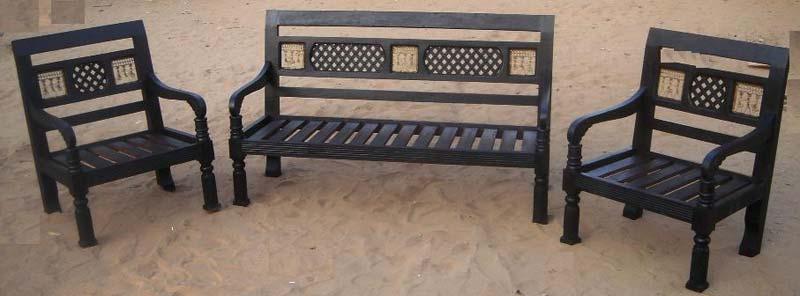 Wooden Sofa Set Bastar Manufacturer Amp Manufacturer From