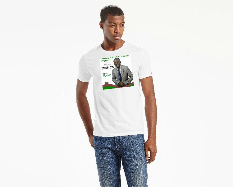 election tshirt for africa (SP 1414)