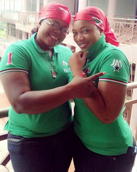 ghana election t shirts (GH LE TS 2016)