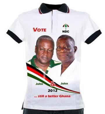 ghana election tshirts (gh2016)