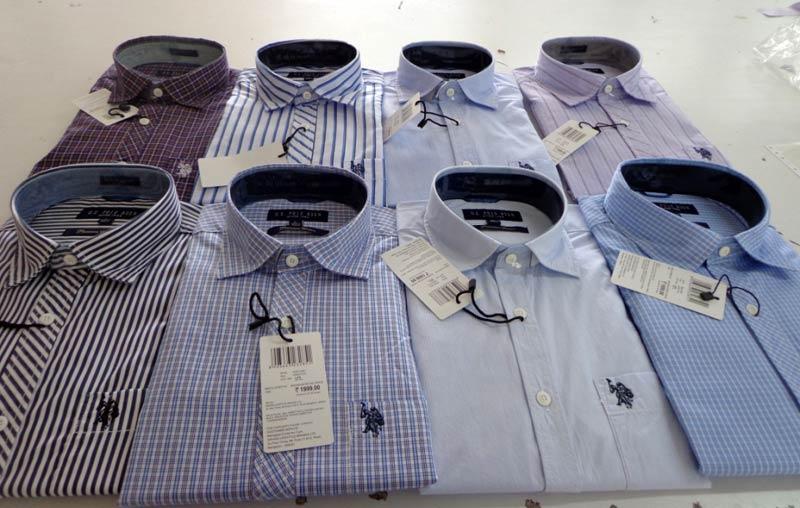 Man Shirts (EL14)