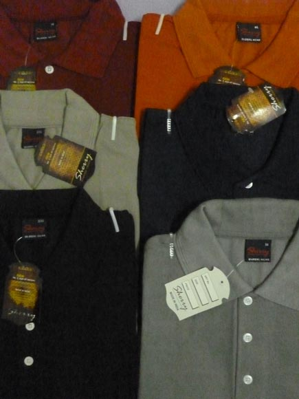 Mens Collar Shirts (MCS1,20)
