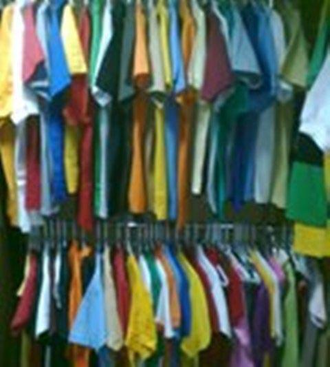 Mens Contrast T Shirt (PL 555)