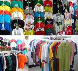 Multi Colour Tshirts (MC100)