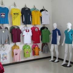 Polo Neck Fashion T Shirt (PNF-100)