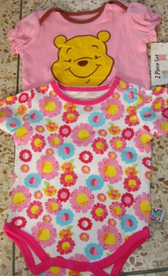 Rompers for Infants (INF 103)