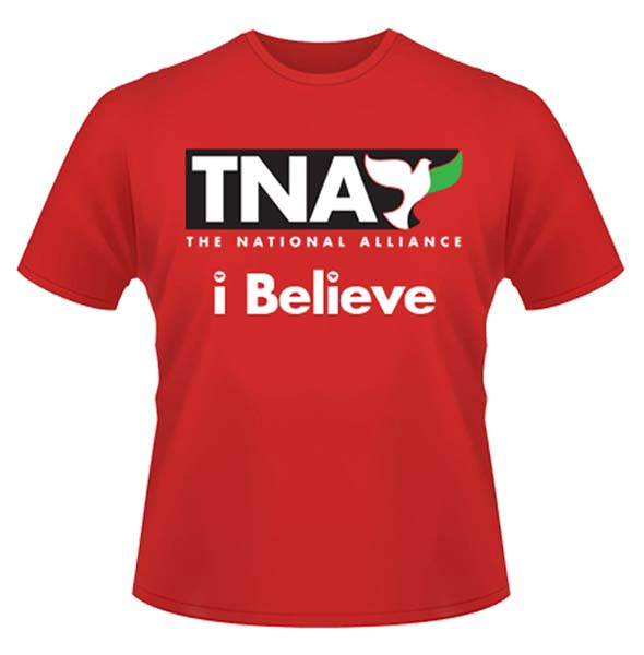 Promotional T-Shirts (TNA)