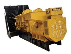 Diesel Generator Set (1500KVA 2000KVA) (Diesel Generator Set)