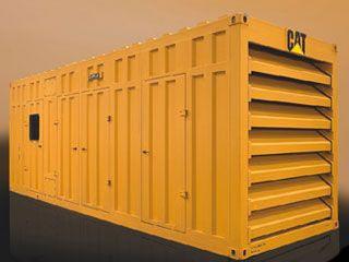 Diesel Generator Set (500KVA 600KVA) (Diesel Generator Set)