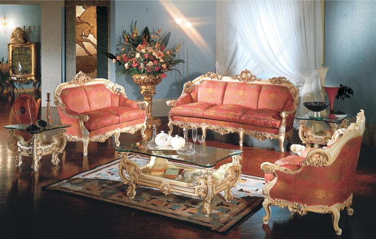 Exquisite Handicrafts Furniture