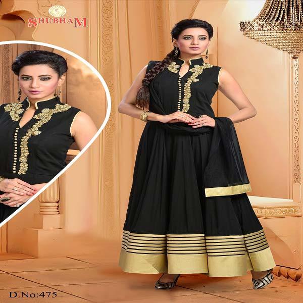 Designer Salwar Suits (475)
