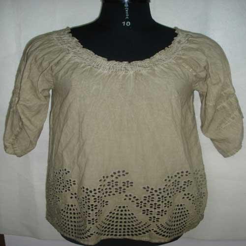 Ladies Half Sleeve Tunic