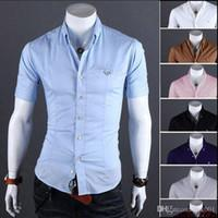 men short shirts