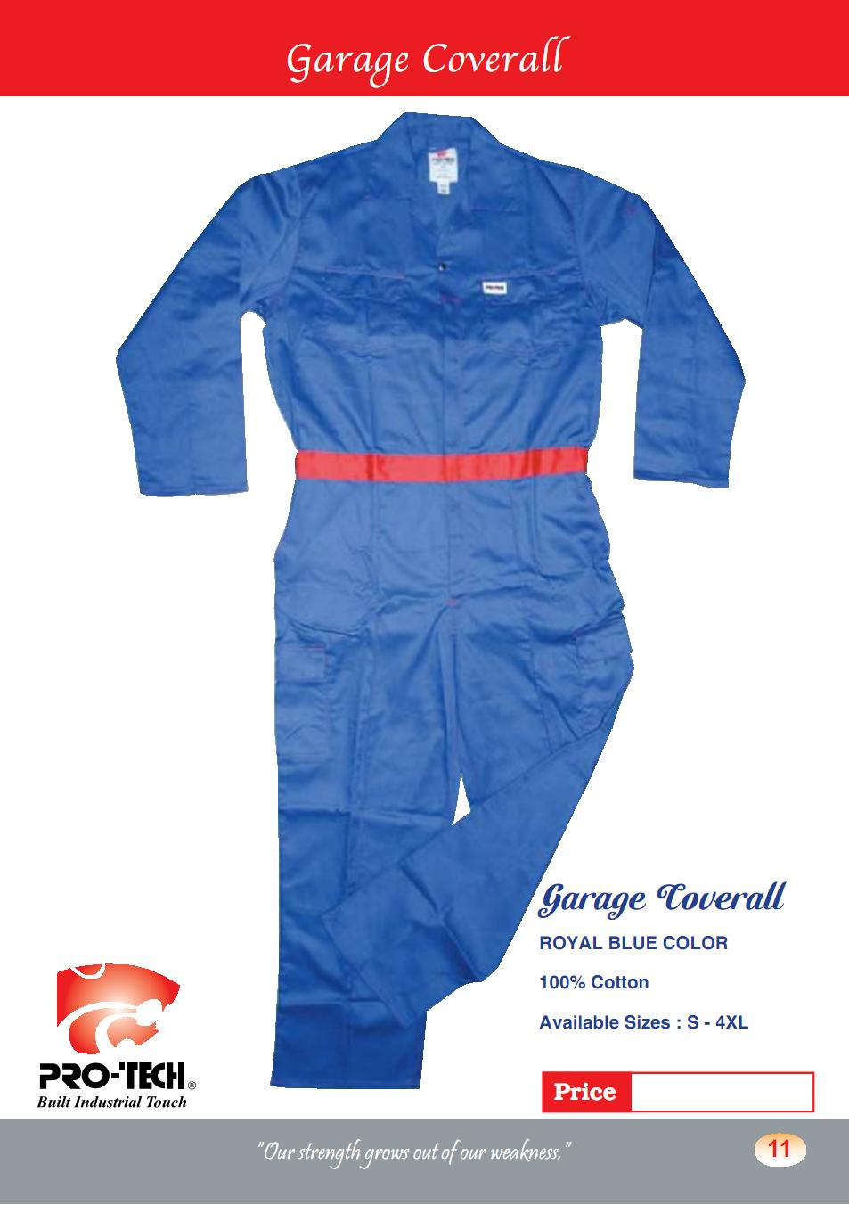 Garage Coverall (COV3)