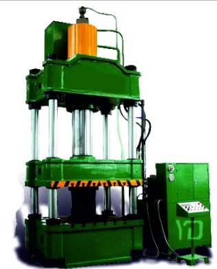 Four Pillar Hydraulic Press (Four Pillar Hydrauli)