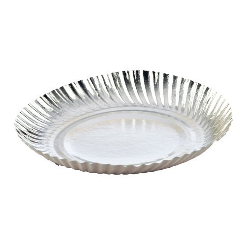 Disposable Laminated Paper Plates