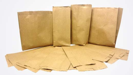 PAPER FOR PAPER GROCERY BAGS (TBFL)