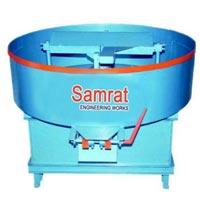 Pan Mixer Machines
