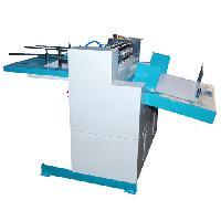 semi automatic paper cutting machine corrugated box making machines