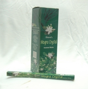 Mogra Crystal Incense Sticks