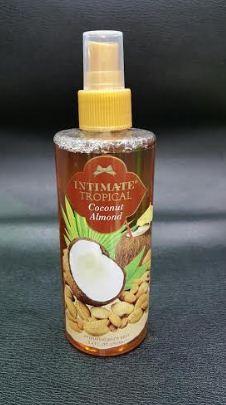 Coconut Almond Body Mist