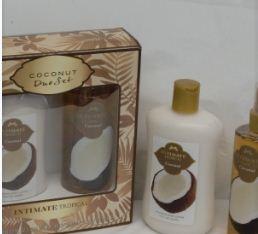 Coconut Duo Gift Set