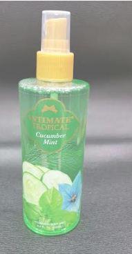 Cucumber Mint Body Mist 250 ml