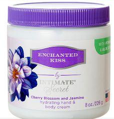 Enchanted Kiss Hand & Body Cream 226g