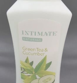 Green Tea & Cucumber Natural Body lotion 590 ml