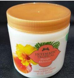 Mango Hibiscus Hand & Body Cream 226g