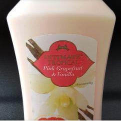Pink Grapefruit & Vanilla shimmering Body lotion 590 ml