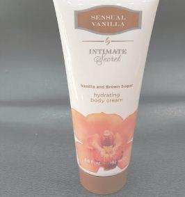 Sensual Vanilla Hydrating Body Cream 192 ml