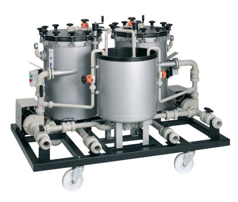 filter units