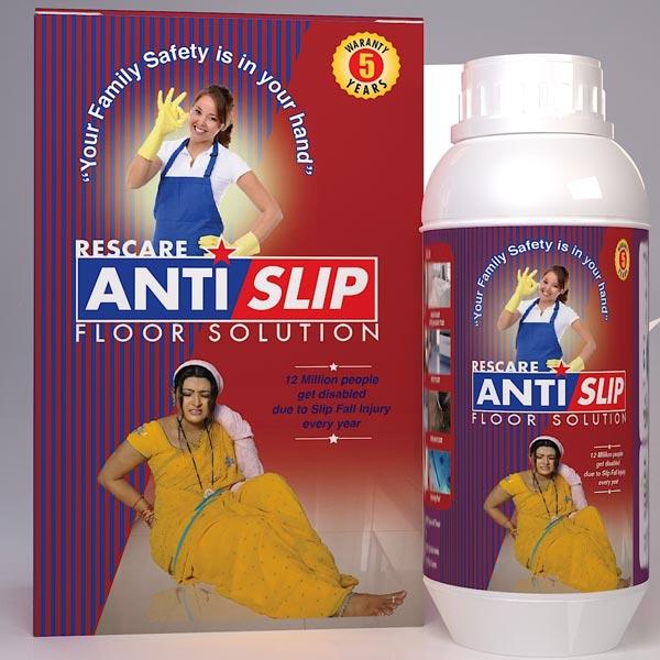 Rescare Anti Slip Floor Solution Manufacturer In Cuttack Odisha - Anti slip solution for tiles