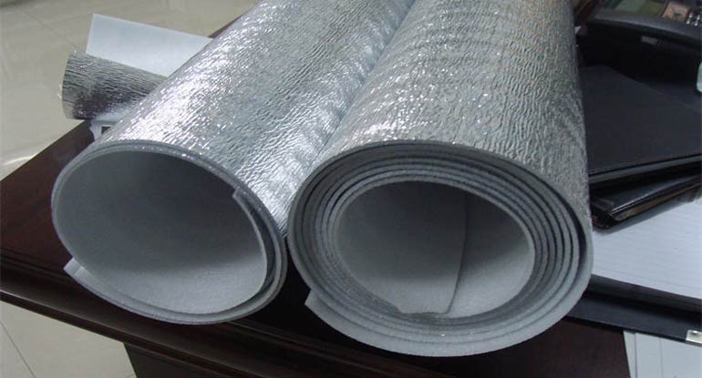 Buy XLPE Foam Insulation from Raj Roofing Company, India | ID - 3887034