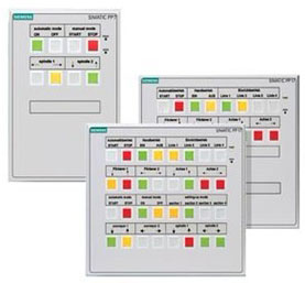 Siemens Simatic Push Button Panel PP7 6AV3688-3AA03-0AX0