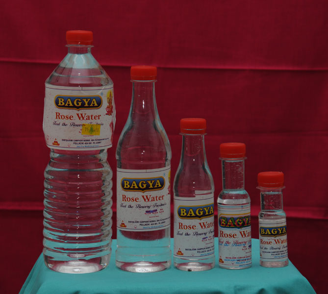 Rose Water Manufacturer in POLLACHI Tamil Nadu India by