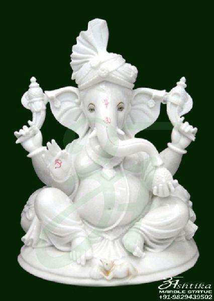 Makrana Marble Ganesh Statue Manufacturer In Jaipur Rajasthan