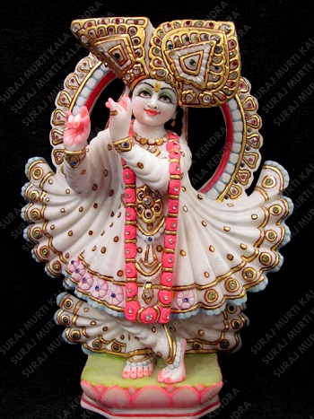 Marble Krishna Statue Manufacturer In Jaipur Rajasthan India By