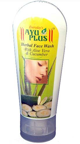 Ayu Plus Cucumber Face Wash (Ayu Plus Cucumber Fa)