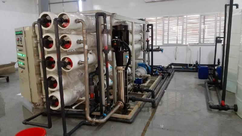Marine Fresh Water Generator Plant