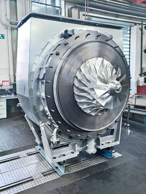 Marine Turbochargers