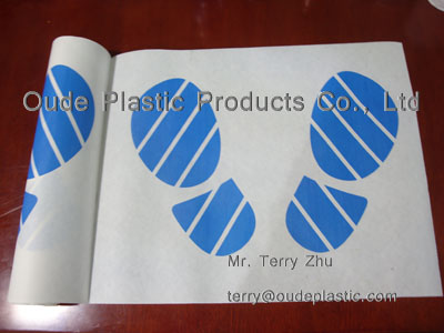 Disposable Paper Car Floor Mat Manufacturer In Guangdong China By Oude Plastic Products Co Ltd Id 290451