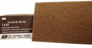 Scotch Brite Hand Maroon Pads Manufacturer & Exporters from Mumbai